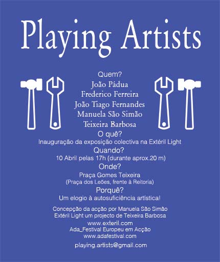 playing artists
